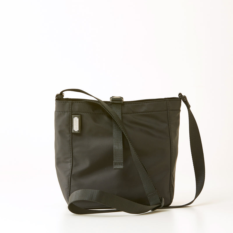 Harrison Nylon Tote - Small - Black