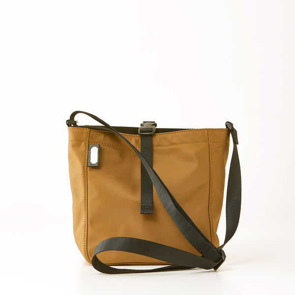 Harrison Tote - Small - Khaki Nylon