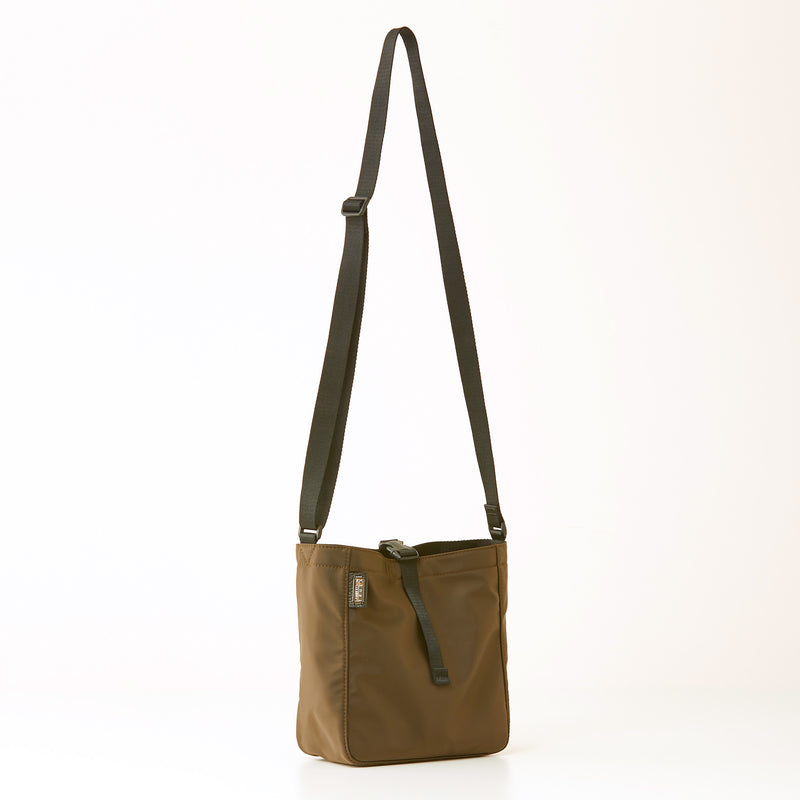 Harrison Tote - Small - Brown Nylon