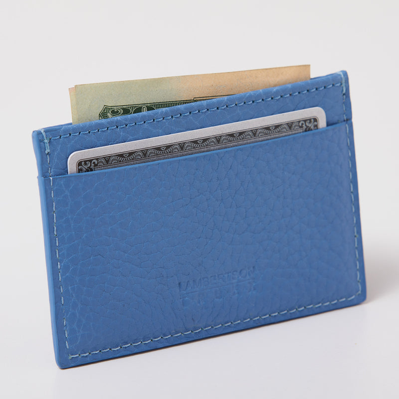Card Case - Sky Blue