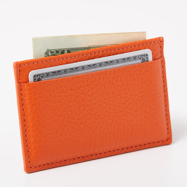 Card Case - Orange