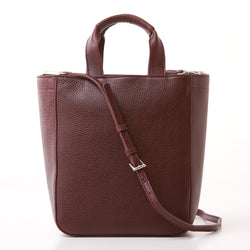 Wendy Mini Tote - Burgundy