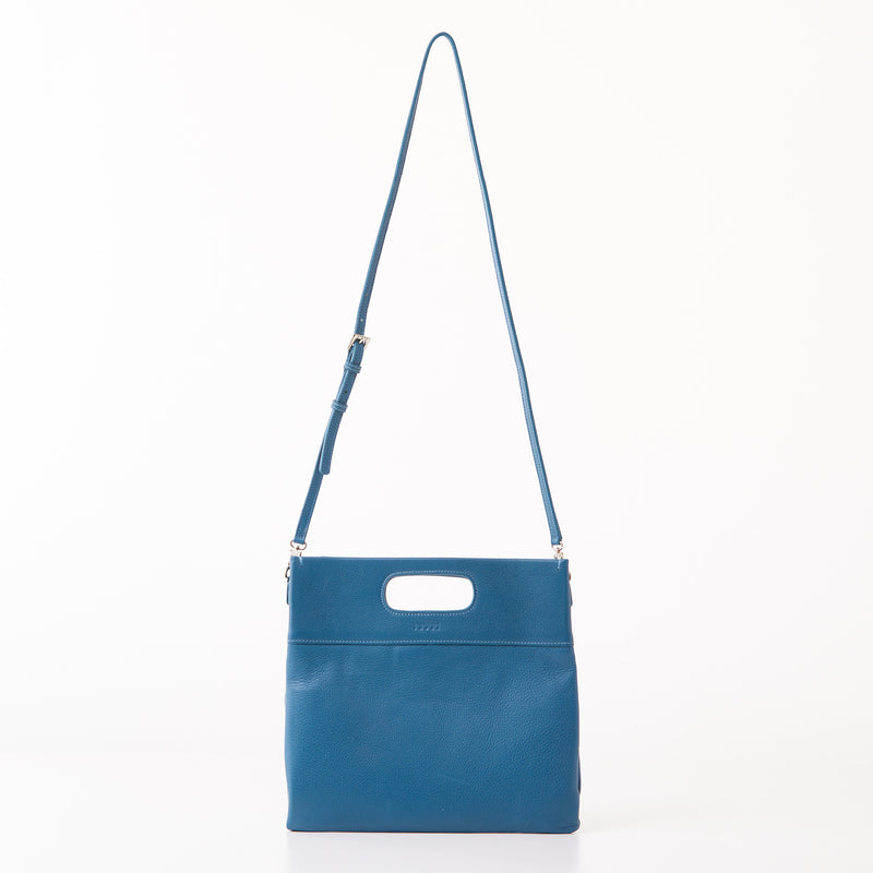 Maggie Clutch/Crossbody - Medium - Denim