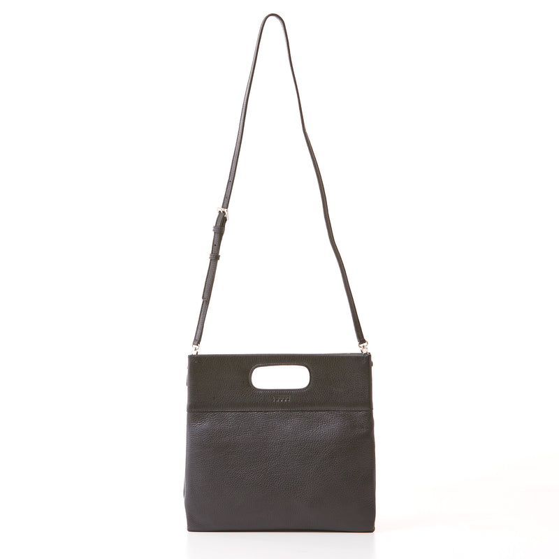 Maggie Clutch/Crossbody - Medium - Black