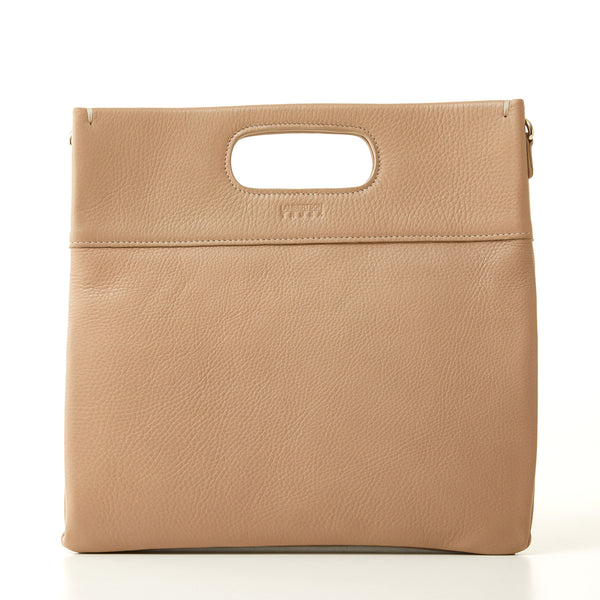 Maggie Clutch/Crossbody - Medium - Stone