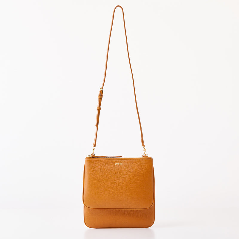 Convertible Crossbody - Camel