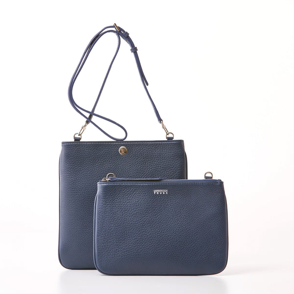 Convertible Crossbody - Navy