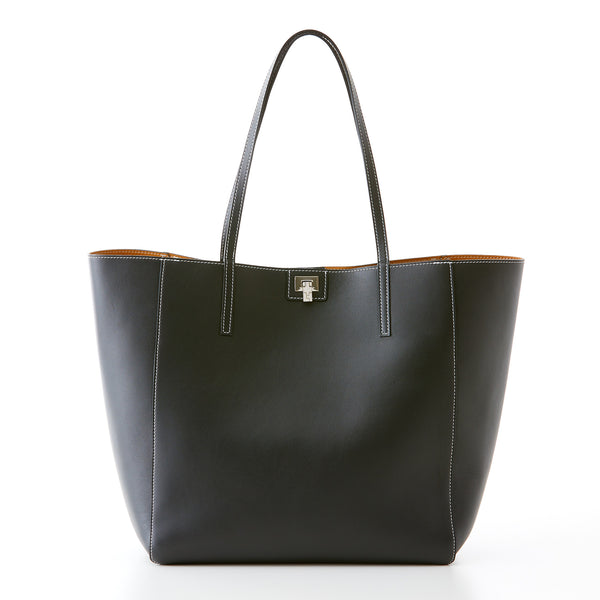 Shopper Tote - Black