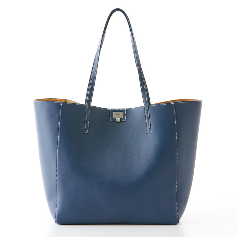 Shopper Tote - Navy