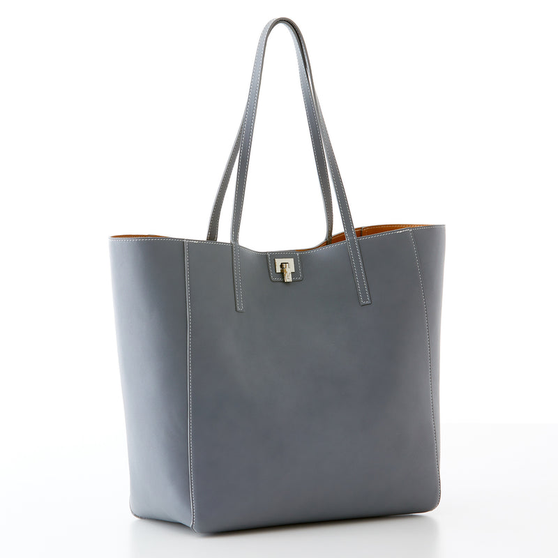 Shopper Tote - Gray