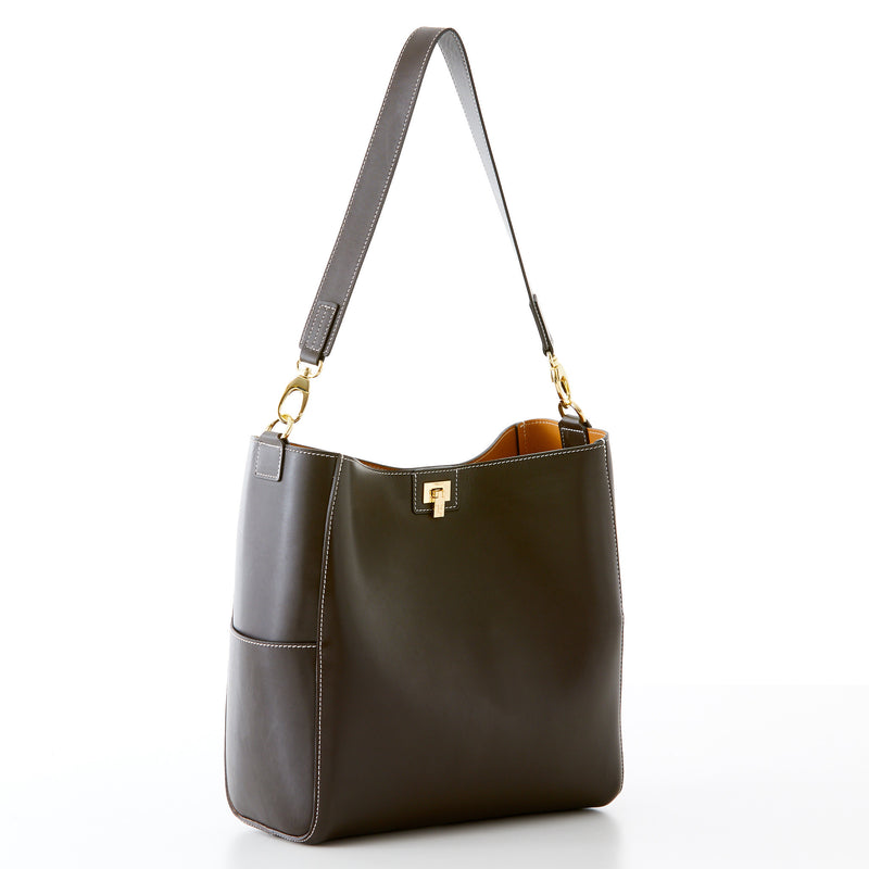 Alexi Hobo - Dark Brown