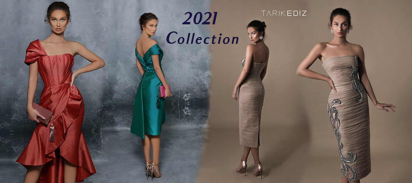 Tarik Ediz Formal Dresses 2021 at Morvariedss