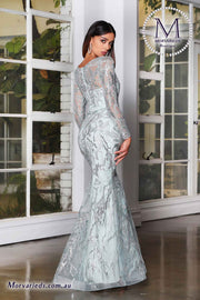 Long Sleeves Mermaid Dress | Jadore Dress JX4013 - Morvarieds Boutique