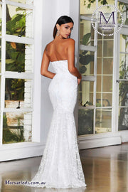 Ivory Gown | Jadore Dress JX4062 - Morvarieds Boutique