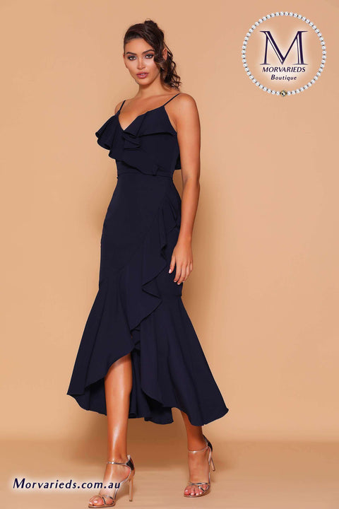 Salsa Dancing Dress | Jadore Les Demoiselle LD1129 Dress - Morvarieds Boutique