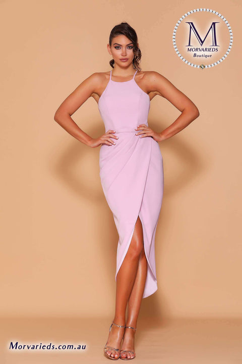 Halter Neck Formal Dress | Jadore Les Demoiselle LD1132 Dress - Morvarieds Boutique
