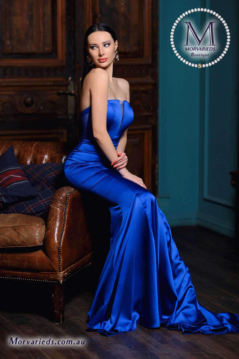 Evening Dress | Jadore Dress JP115 - Morvarieds Boutique