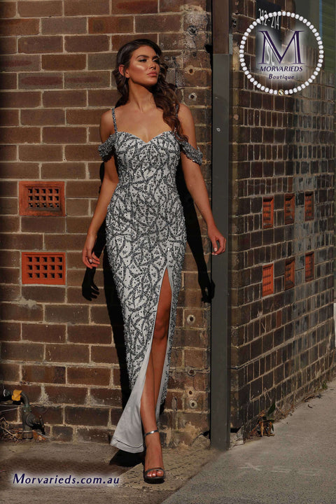 Evening Dress | Jadore Dress JX3005 - Morvarieds Boutique