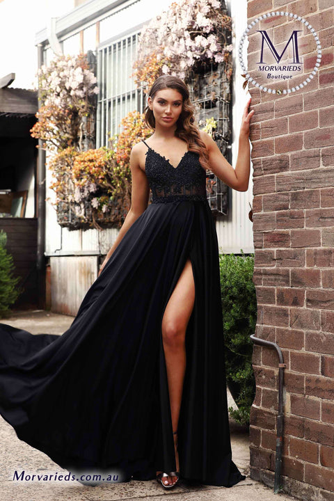 Evening Dress | Jadore Dress JX3031 - Morvarieds Boutique