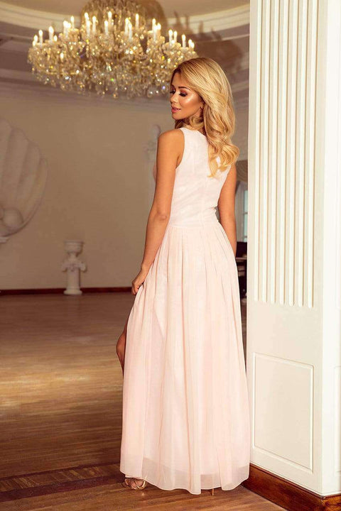 Maxi Chiffon Dress - Morvarieds Boutique