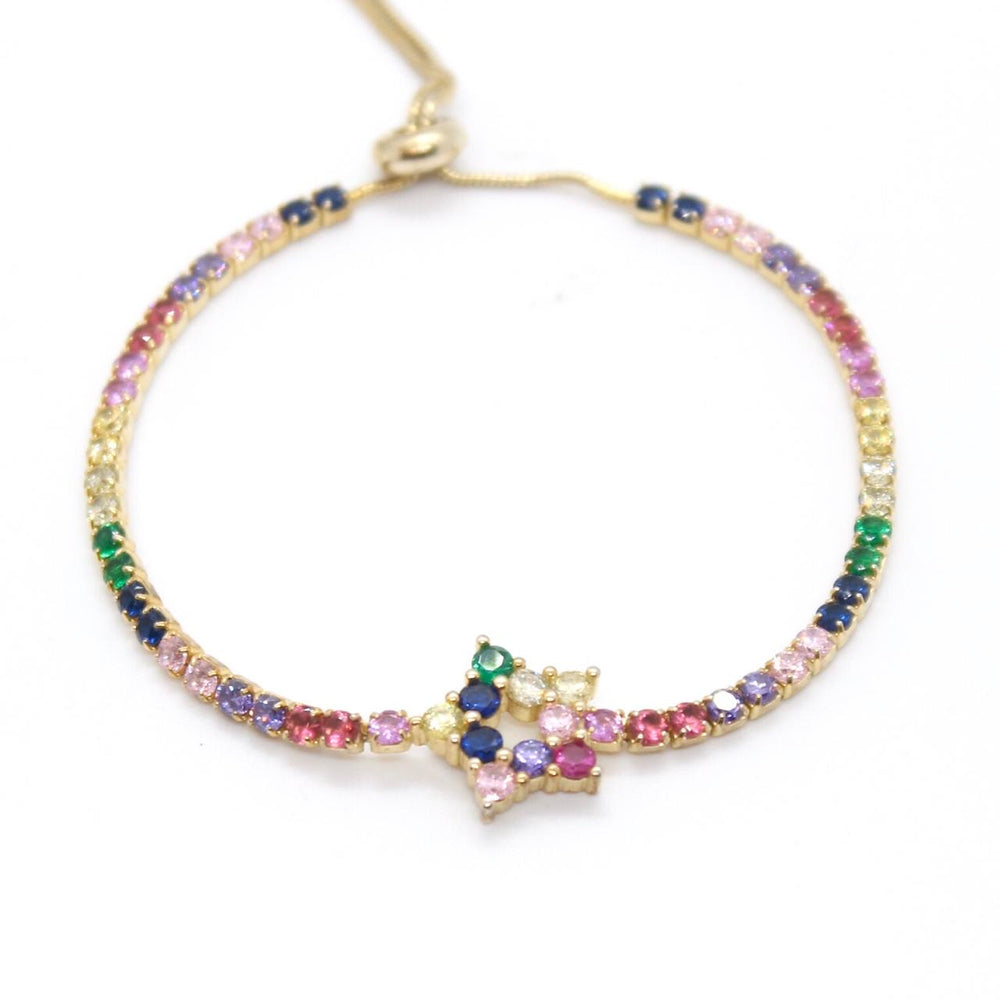 Pulsera Star Rainbow