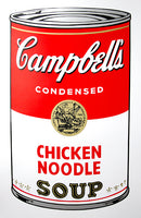 Campbell's Soup Can Portfolio