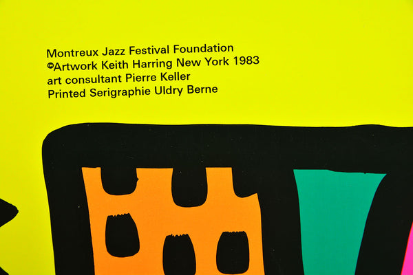 Montreux, 1983 (yellow)