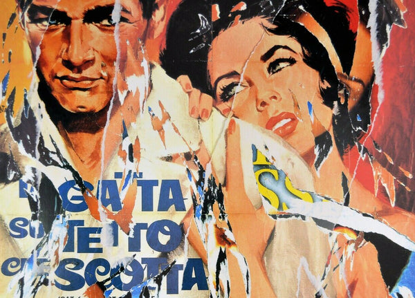 La gatta sul tetto che scotta (Cat on a Hot Tin Roof)