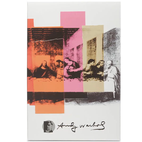 Andy Warhol - The last supper 400% & 100%