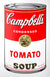 Campbell's Soup Can - Tomato