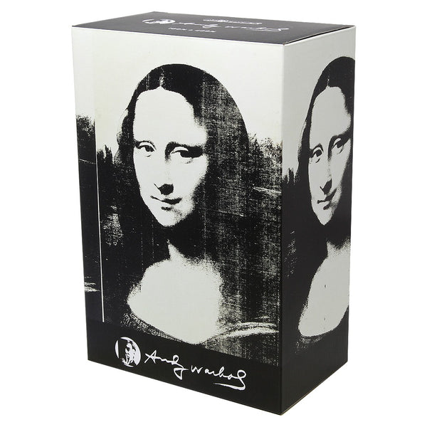 Andy Warhol - Mona Lisa 400% & 100%
