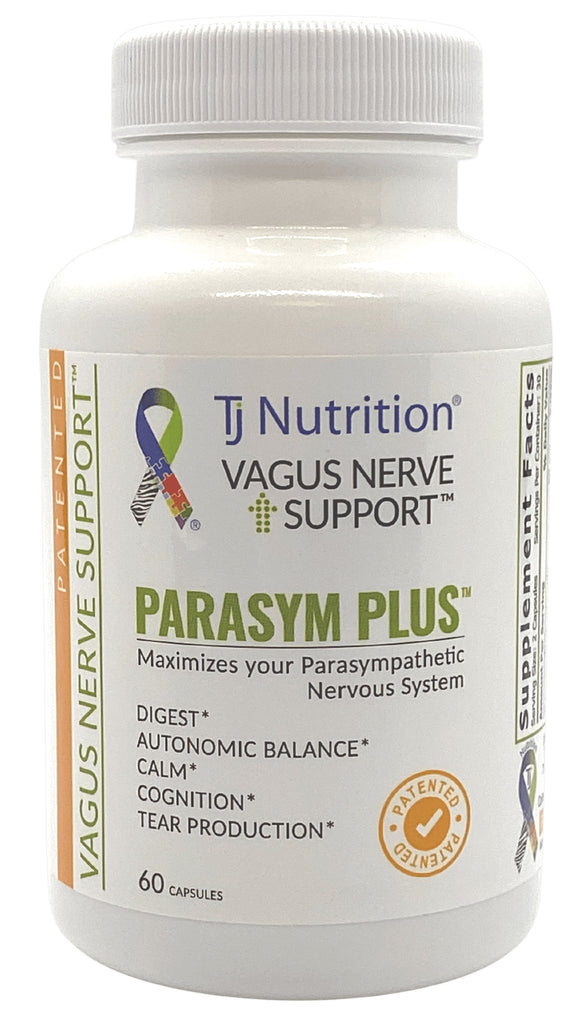 Vagus Nerve Support™ Parasym Plus™ Case of 12 ($32.40 Each)