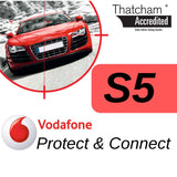 Thatcham Approved Vodafone S5 Stolen Vehicle Tracker