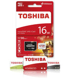 TOSHIBA 16GB MLC MICRO SD CARD