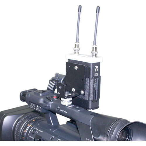 Universal Wireless Microphone Receiver Shoe Mount