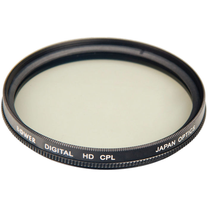 Bower 72mm Polarizer Filter