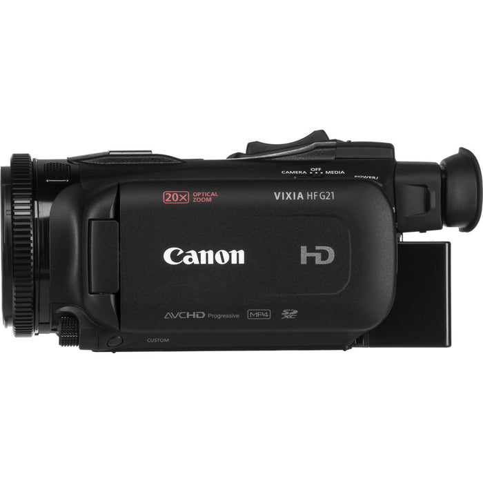 Canon VIXIA HF G21 Full HD Camcorder for Hunting
