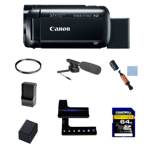 Canon VIXIA HFR800 outdoor Package