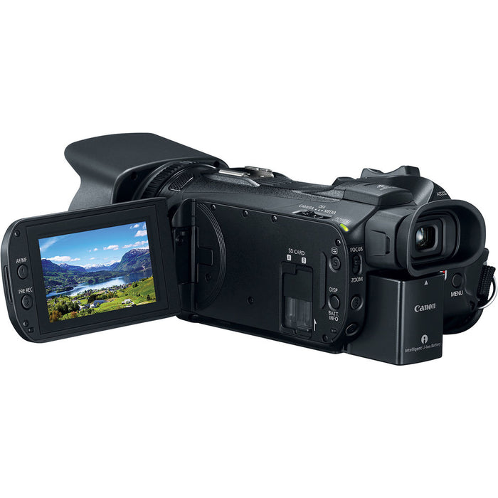 Canon VIXIA HFG50 4K Outdoor Package