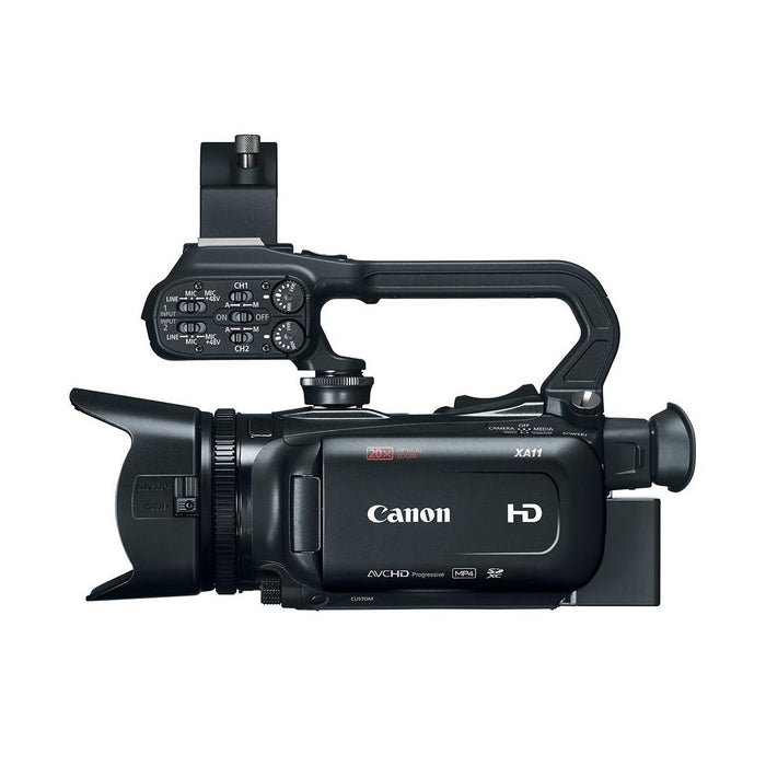 Canon XA11 Compact Full HD Camcorder for hunting