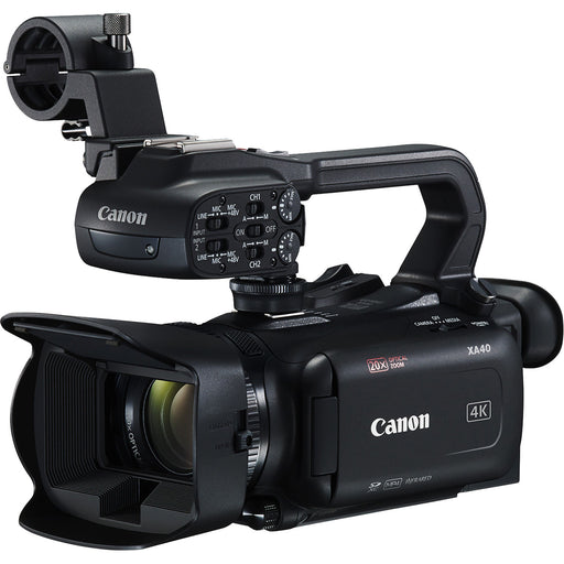 Canon XA40 4K Video hunting Camera