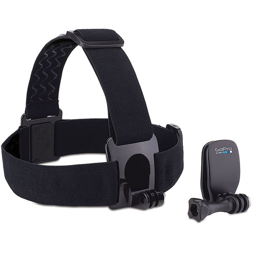GoPro Head Strap + QuickClip for hunting