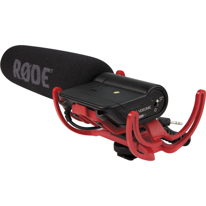 Rode VideoMic for hunting camera