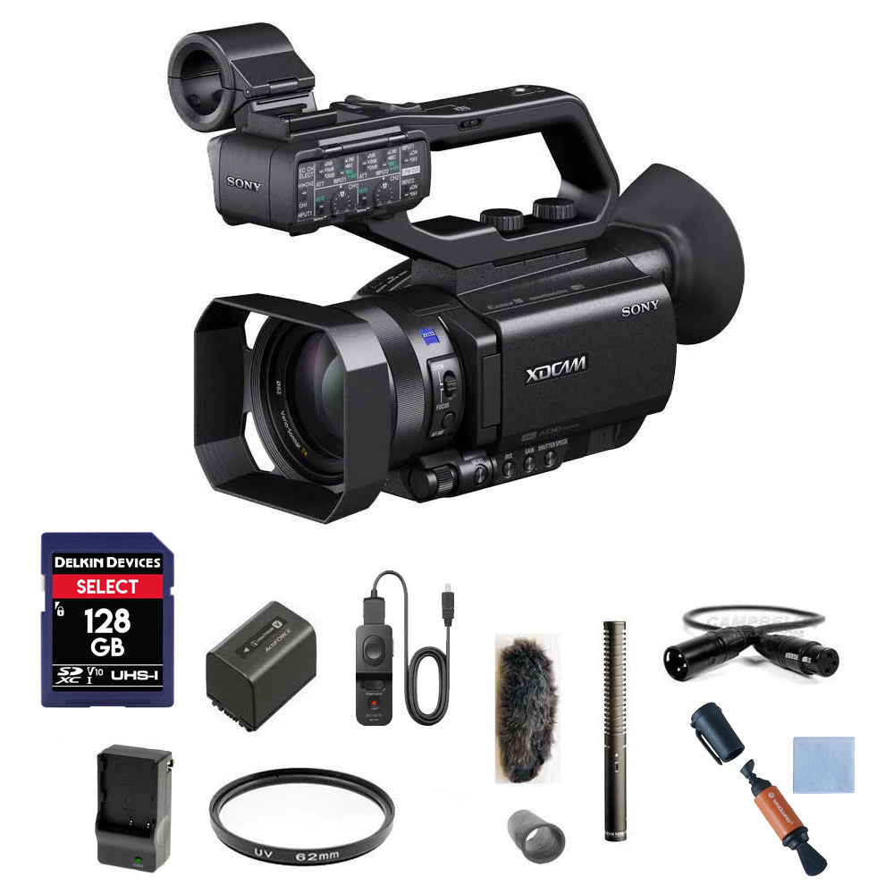 Sony PXW-X70 Outdoor Package