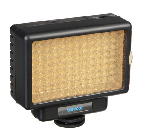 Bescor LED-70 Dimmable 70W Video Light