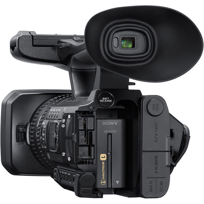 Sony PXW-Z150 4K XDCAM for hunting camera