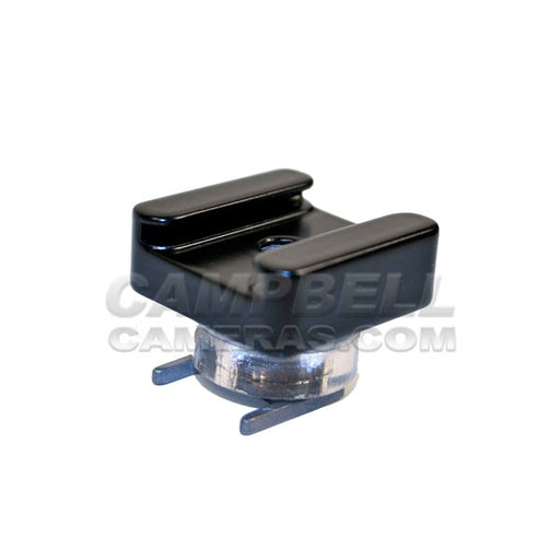 Sony Hot shoe to cold shoe adapter