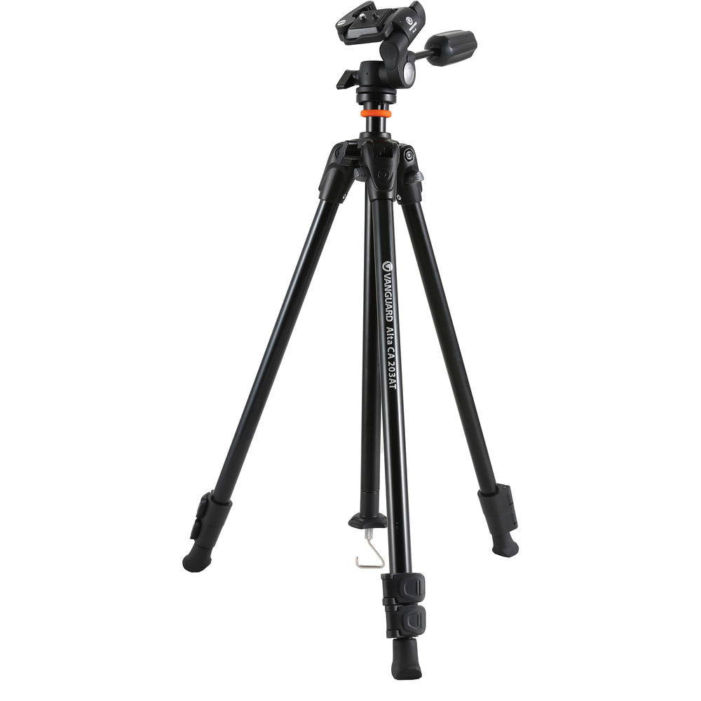 Vanguard ALUMINUM ALLOY TRIPOD WITH PAN HEAD