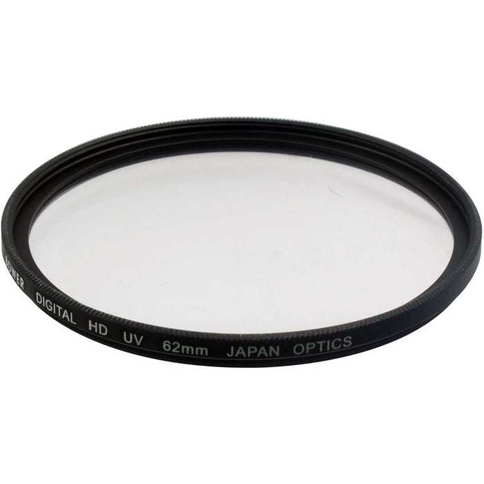 Bower 62mm UV Filter