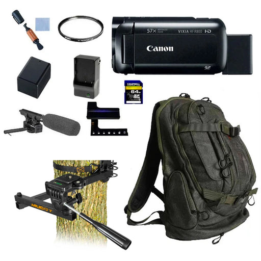 Canon VIXIA HFR800 Whitetail Package